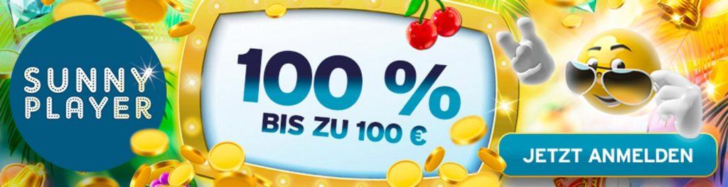 sunnyplayer 100 eur
